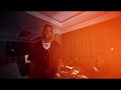 Screen shot of Lil Durk Coming Clean music video