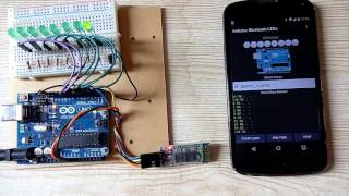 Android Arduino Control LED