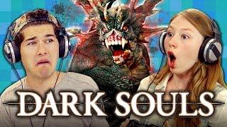 getlinkyoutube.com-DARK SOULS (React: Gaming)