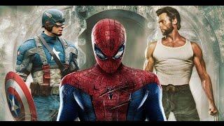 getlinkyoutube.com-Spiderman Web Of Shadows Full Movie All Cutscenes Cinematic