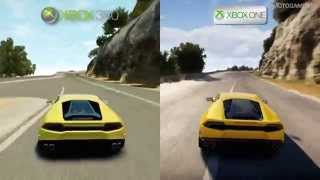 getlinkyoutube.com-Forza Horizon 2 - Xbox 360 vs Xbox One - Graphics Comparison