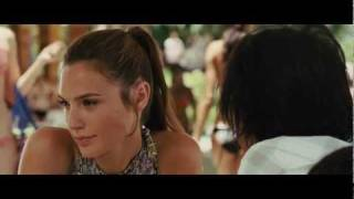 getlinkyoutube.com-!! Gal Gadot In The Best Sence Of All Fast & Furious Movies