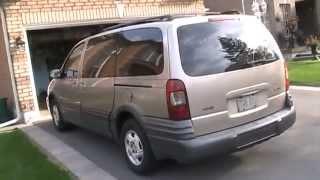 getlinkyoutube.com-Update On My Mom's 2001 Pontiac Montana May 2015 & A Quick Sneak Peak Of The 2005 Buick Allure CXL