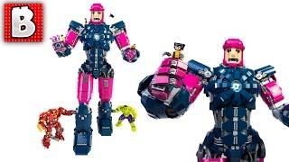 getlinkyoutube.com-LEGO X-Men Sentinel TOP 10 MOCs Henry Pinto | Weekly MOC News