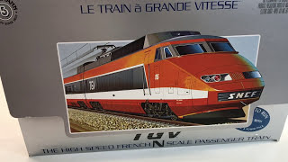 getlinkyoutube.com-BACHMANN N Scale TGV EBay Haul Attempt #2  Will It Work?