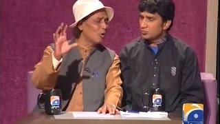 Amanullah King of Comedy - Khabarnak | Very Funny