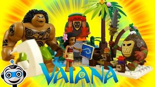 getlinkyoutube.com-Vaiana - Moana y Maui devuelven el corazón de la diosa Te Fiti