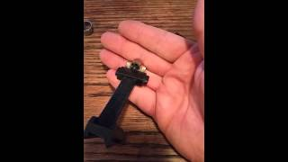 getlinkyoutube.com-Mosin nagant modified sights (aperture sight)