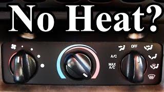 getlinkyoutube.com-How to Fix a Car with No Heat (Easy)