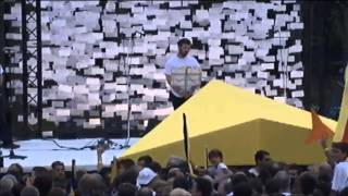 Gabriel Rufián, intervención Via Lliure