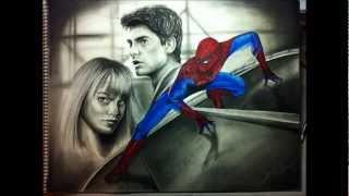 getlinkyoutube.com-Drawing The Amazing Spiderman