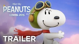 getlinkyoutube.com-The Peanuts Movie | Official Holiday Trailer [HD] | FOX Family