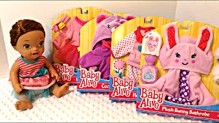 getlinkyoutube.com-Toys R Us Haul with Baby Alive Doll Clothes, Baby's 1st Classic Softina Doll, and LalaLoopsy Diapers