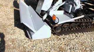 getlinkyoutube.com-農機具コンバイン改造 (追加 ユニット装備デッキ付き ・動力噴霧器・ポンプ・発電機他)