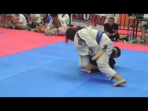 Margot Ciccarelli - Brazilian Jiu-jitsu Competitor 2013 Trailer