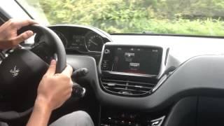 getlinkyoutube.com-Peugeot 208 1.2PureTech 110ch