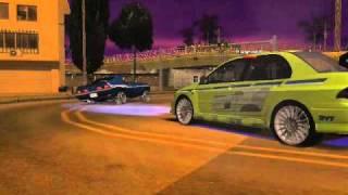 getlinkyoutube.com-GTA 2Fast 2Furious Muscle Race