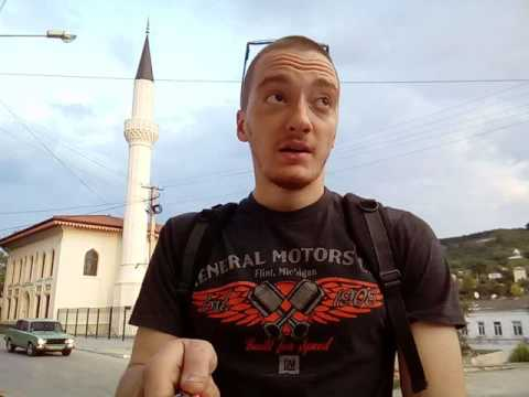 Тигран Странник привет из Крыма.