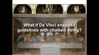 getlinkyoutube.com-The Last Supper: Da Vinci's Geometric Secrets of Composition