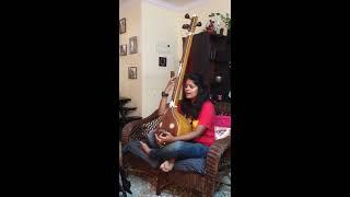 getlinkyoutube.com-RJ Rapid Rashmi Sings #1 - 'Amma ninna edeyaladalli' (Bhavageete)