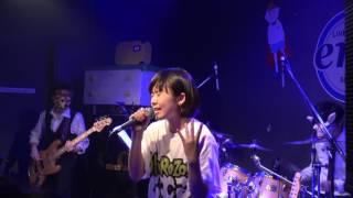 Carya(カーヤ)「Candy POP Chewing ROCK」2017.7.2 仙台enn3rd 2ndワンマン