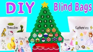 getlinkyoutube.com-How To Make Toy Blind Bags At Home! Disney Princess Hello Kitty MLP Sofia The First