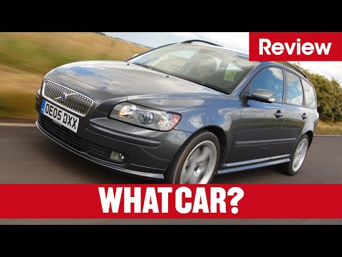 Volvo V50 Estate review - What Car?