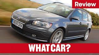 getlinkyoutube.com-Volvo V50 Estate review - What Car?