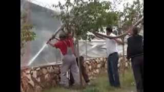 Elaz�� Organize Sanayi B�lgesi'nde yang�n