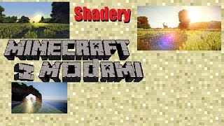getlinkyoutube.com-Minecraft z Modami #84 - Tak powinien wyglądać Minecraft! - Shadery