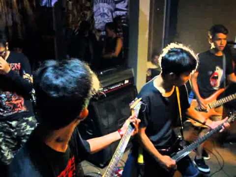 Last Sweet Kiss - Stick stickly (Attack attack! Cover) @Metalmorfosa Valentine Die