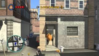 getlinkyoutube.com-LEGO Marvel Super Heroes The Video Game - Black Widow free roam