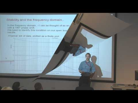 Control Systems Engineering - Lecture 7 - Frequency Response and Stability