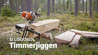 getlinkyoutube.com-Big Mill System - Timmerjiggen | LOGOSOL