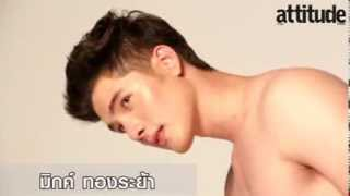 getlinkyoutube.com-[Attitude] - behindthescene - cover mik thongraya