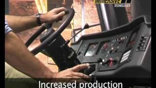 getlinkyoutube.com-Immersive Technologies' Training Simulator for a Caterpillar Mining Haul Truck