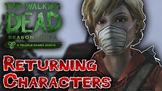 getlinkyoutube.com-The Walking Dead Season 3 Discussion - Returning Characters
