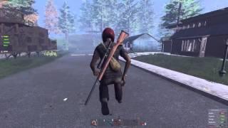getlinkyoutube.com-H1Z1 - Survival PvP - Adapting to less loot