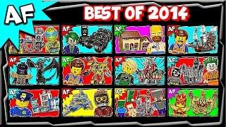 getlinkyoutube.com-TOP 12 Lego Sets of 2014