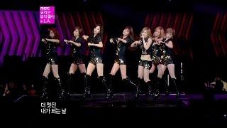 getlinkyoutube.com-【TVPP】SNSD - Run Devil Run, 소녀시대 - 런 데빌 런 @ Korean Music Wave in L.A Live