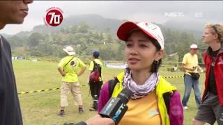 NET Sport Talk - Untuk Pertama Kalinya, Kejuaraan Dunia Paralayang Digerar di Indonesia