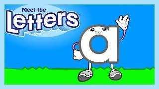 getlinkyoutube.com-Meet the Letters - FREE!