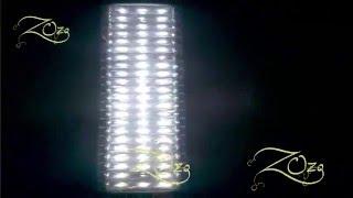 getlinkyoutube.com-كيفيه اضاءه كشاف محروق بدون كهرباء الحائط بطريقه سهله جداااااااااااااااااااا