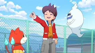 getlinkyoutube.com-YO-KAI WATCH S1 Meet Yo-kai Friends (Full)