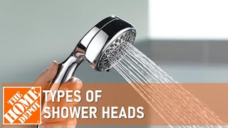 Video on buying the best showerhead for your bathroom