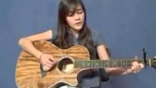 getlinkyoutube.com-Isabelle Fuhrman singing Don't Let Me Fall