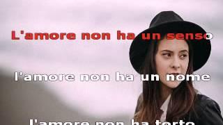 getlinkyoutube.com-FRANCESCA MICHIELIN L'AMORE ESISTE KARAOKE