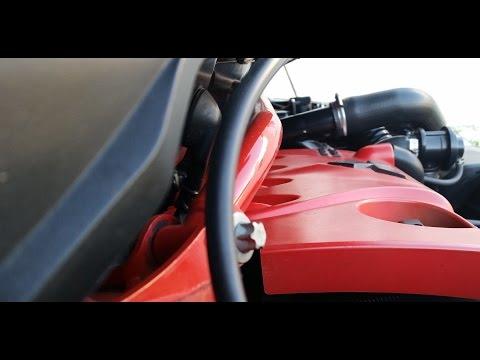 Mitsubishi Colt czT - Change the engine coolant