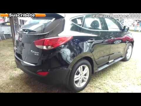 2013 hyundai Tucson iX35 modelo 2013 al 2014 video review colombia