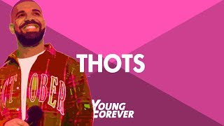 """(FREE) Drake Type Beat 2017 x The Weeknd """"Thots"""" 